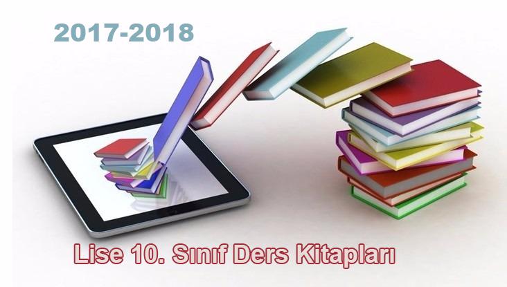 10. Sınıf Ders Kitapları 2017-2018
