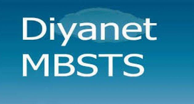 2017 DİB-MBSTS:Sınava Giriş Belgelerinin Edinilmesi