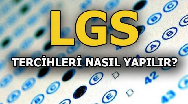 2018 8.Sınıf LGS Liselerin Yerel ve Merkezi Tercih Listeleri