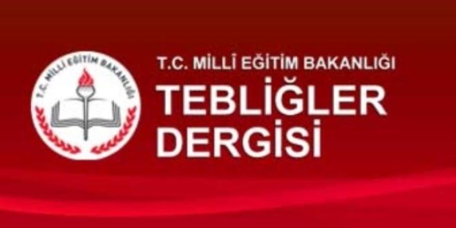 2018 Yılında Ödül Alan MEB Personel Listesi - İL İL Türkiye