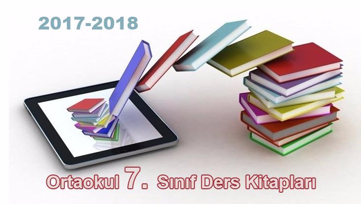 7. Sınıf Ders Kitapları 2017-2018