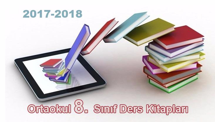 8. Sınıf Ders Kitapları 2017-2018