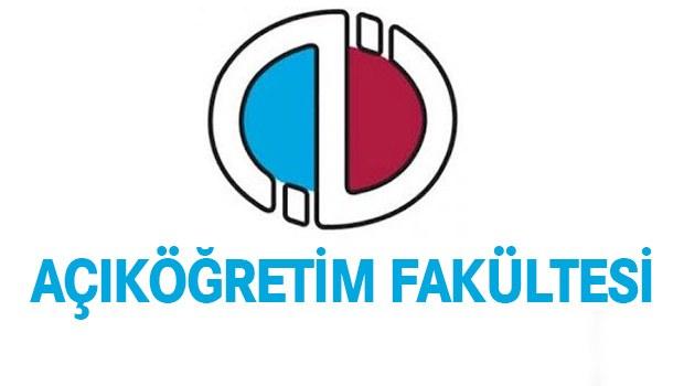 Anadolu Üniversitesinin (AÜ) Açıköğretim, internet başvuru ve kayıt işlemlerinin uzatıldığını açıkladı.