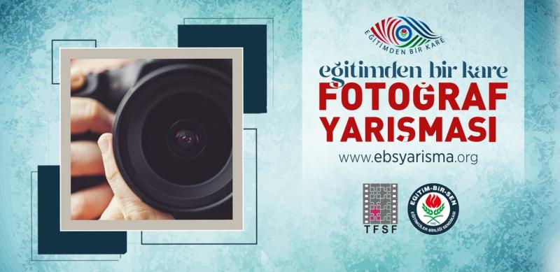 'Eğitimden Bir Kare' fotoğraf yarışması