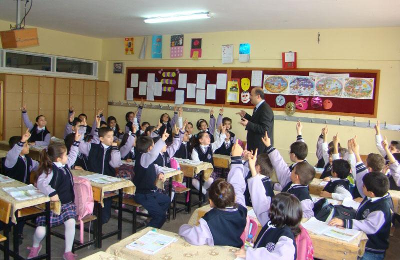 İlkokullarda Yetiştirme Programı