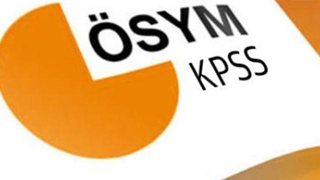 KPSS sınavı başvuruları Mart ayında başlıyor.