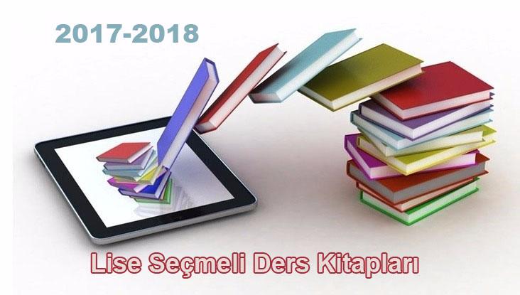 Lise Seçmeli Ders Kitapları 2017-2018