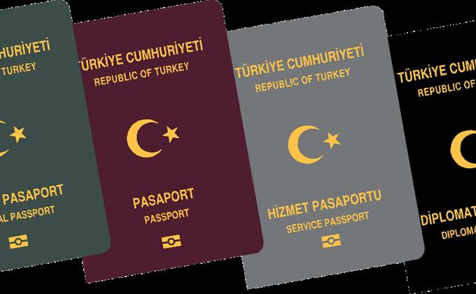 Pasaport İçin Gerekli Evraklar 2019