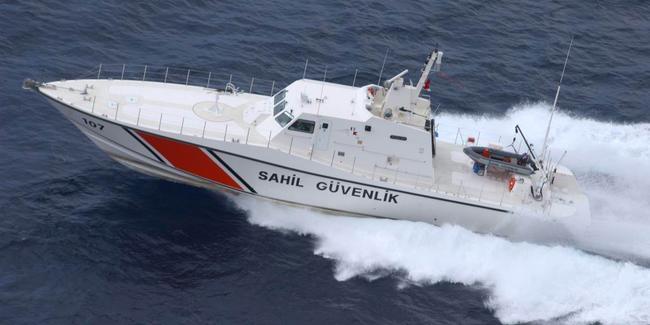 Sahil Güvenlik Uzman Erbaş Alıyor