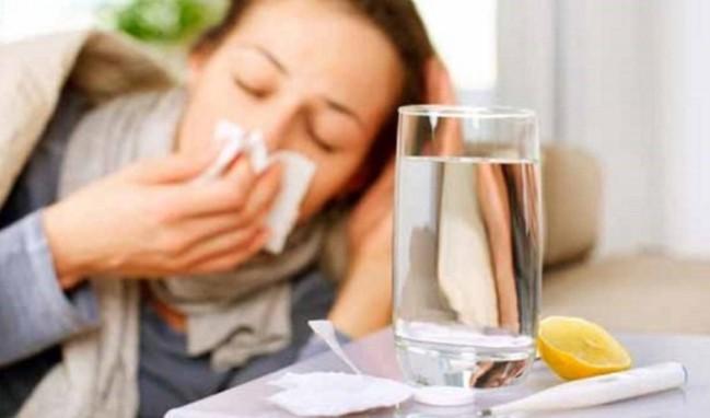 Türkiye'ye Sadece 35 Kilometre Mesafede Grip Salgını
