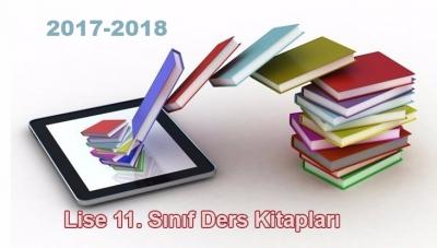 11. Sınıf Ders Kitapları 2017-2018