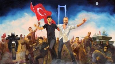 15 Temmuz Demokrasi Zaferi ve Şehitleri Anma Şiirleri