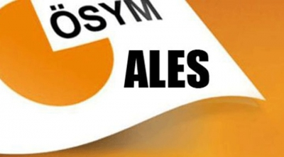 2017 ALES başvuru kılavuzunu yayımladı