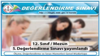 2017 LYS 2.Deneme Sınavları - MEB