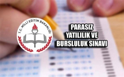 2020 Bursluluk (İOKBS) Sınavı