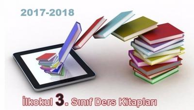 3. Sınıf Ders Kitapları 2017-2018