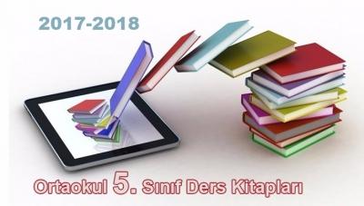 5. Sınıf Ders Kitapları 2017-2018