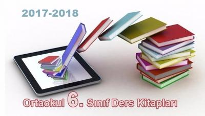 6. Sınıf Ders Kitapları 2017-2018