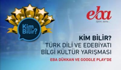 """""""KİM BİLİR"""" Türk Dili ve Edebiyatı Bilgi Kültür Yarışması"""
