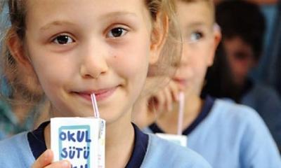Okul Sütü Programı uygulama tebliği yayımlandı!