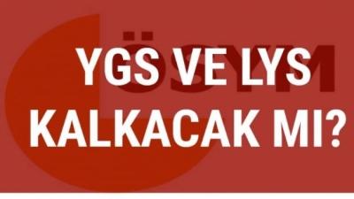 Üniversiteye Giriş Sistemleri YGS-LYS'de Değişiyor Mu?